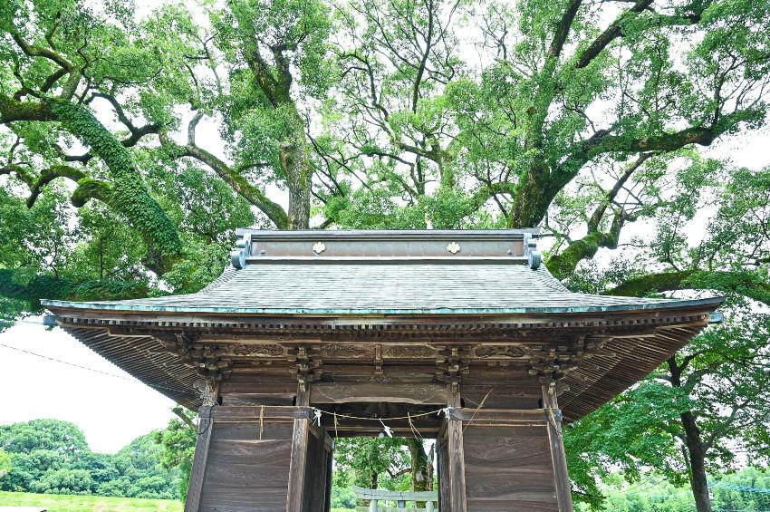 「鬼滅の刃」の聖地でも注目される 溝口竈門神社
