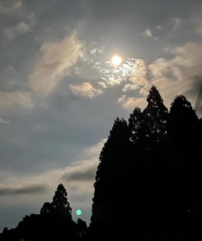 中秋の明月🌕