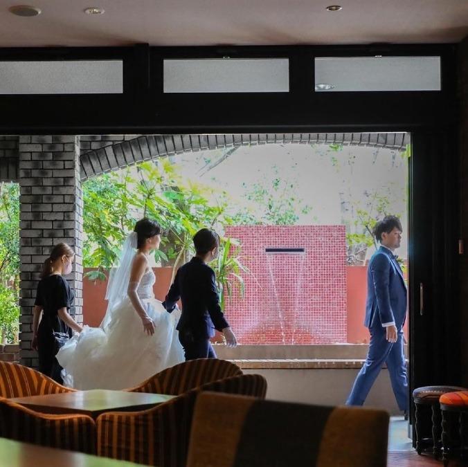 最高の結婚式を!
