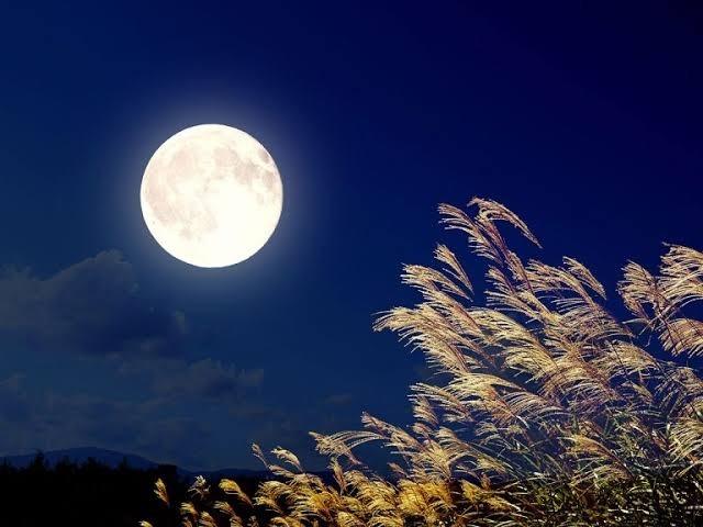 9月21日は中秋の名月と魚座の満月